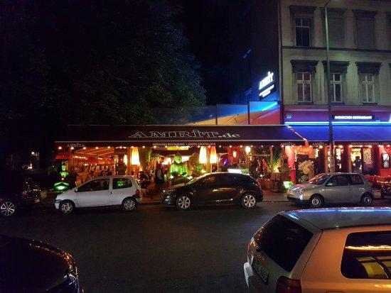 Exterior Picture Of Amrit Restaurant Berlin Kreuzberg Berlin