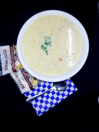 Gainesville Seafood Market New England Clam Chowder
