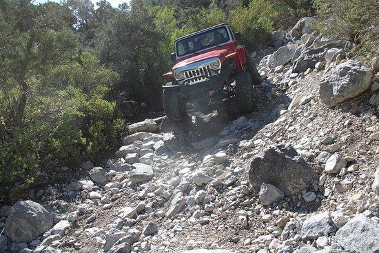 Sept 2017 - Las Vegas Rock Crawlers, Red Rock Canyon / Rocky Gap Trail