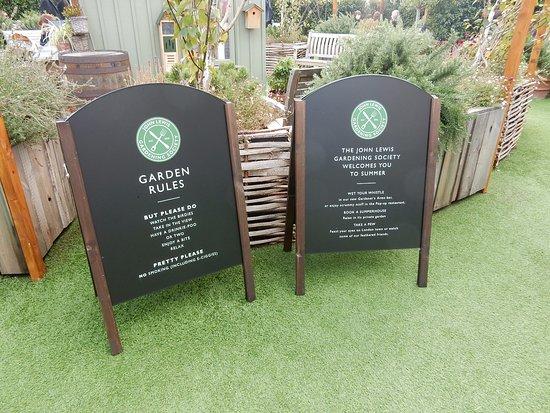 4aea9a19ecd3 Peter Jones & Partners, The Place To Eat: Roof Garden, John Lewis Oxford