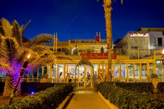 Restaurante terraza photo de la marcelina valence for Restaurante terraza de la 96 barranquilla