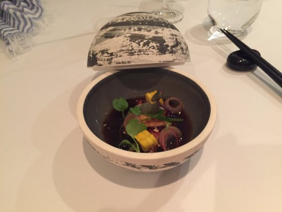 La Colombe: Beautiful Plates