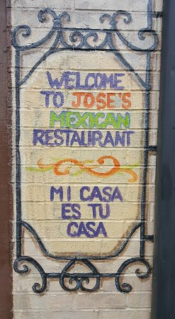 jose s authentic mexican restaurant Jose's authentic mexican restaurant is a small, 58-seat restaurant that offers a reasonably broad range of mexican food and prepared and presented in a traditional mexican style.