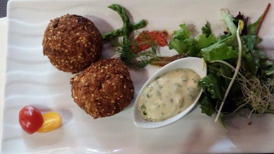 Le jardin gourmand yvre l 39 eveque restaurant reviews for Jardin gourmand le mans