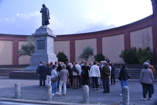 Monumento ad Antonio Stoppani