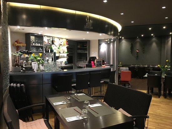 Seab Seab Restaurant Paris