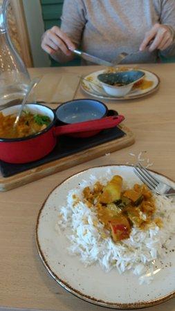El Curry Verde - Bar / Restaurante Vegetariano: IMG_20170920_152303287_large.jpg