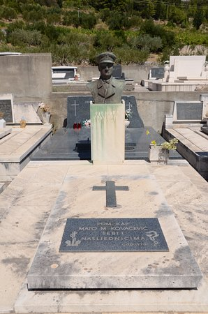 Orebic, Croatia: Cmentarz Kapitański