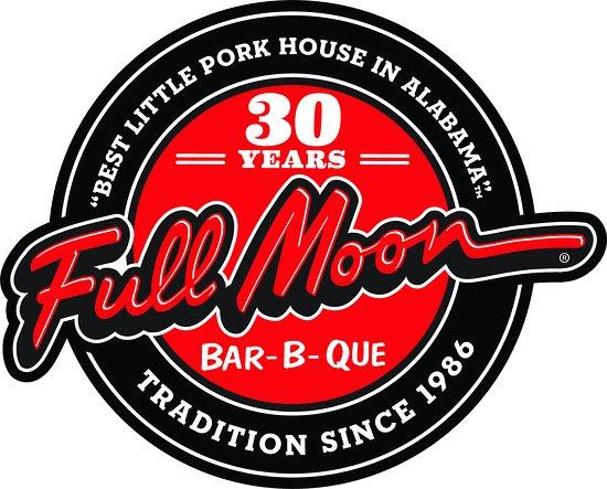 Alabaster, AL: Full Moon logo