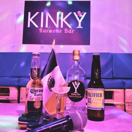 Kinky Karaoke Bar