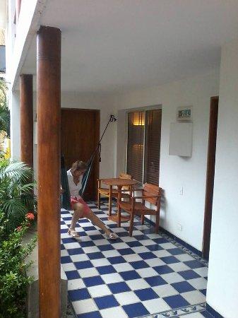 Estelar Santamar Hotel & Convention Center: entree huisje
