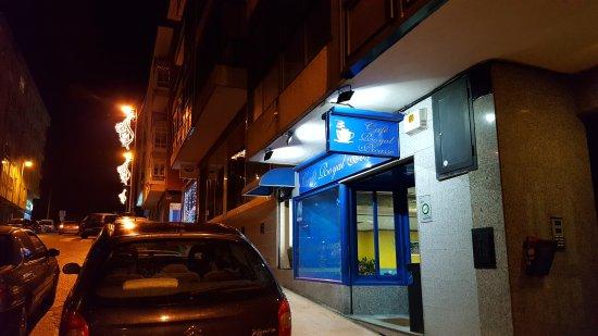 Redondela, Espanha: Buen ambiente