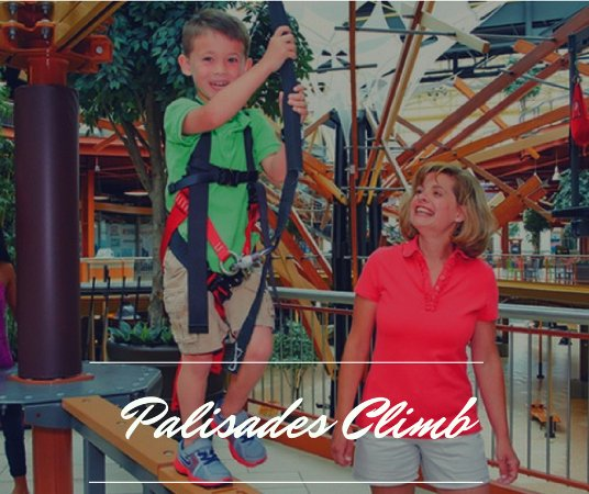 West Nyack, Nowy Jork: Sky Tykes with Mom