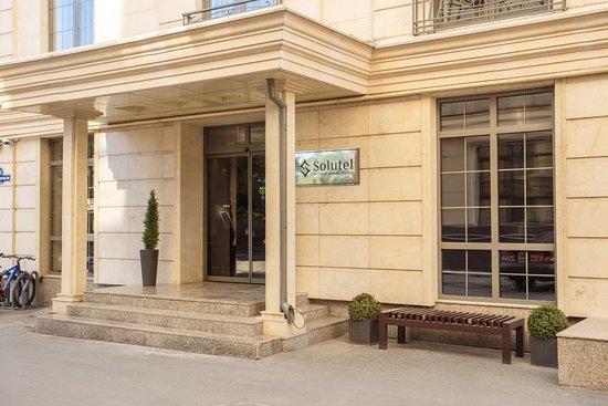 Отель Солютель