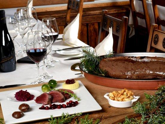 Restaurant La Grange Verbier Suisse