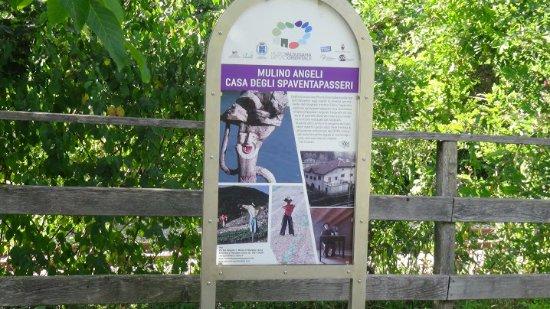 Roncegno Terme, إيطاليا: Il museo