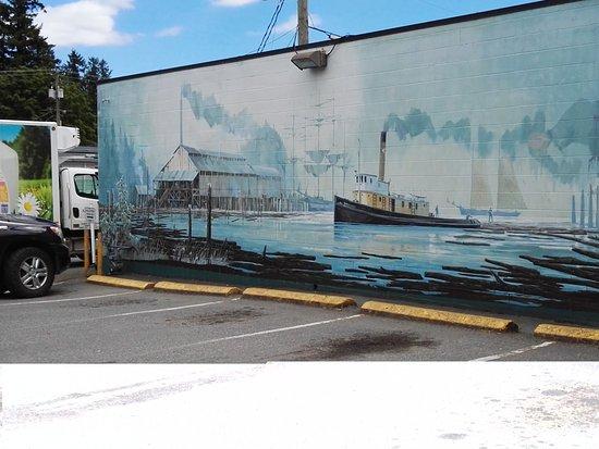 Wall Murals: Chemainus Mural