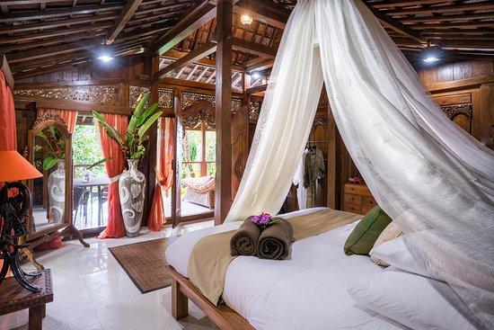 Selemadeg, Indonesia: Villa Empat second bedroom