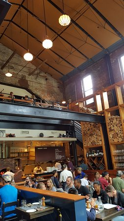 the high roof at woodberry kitchen - Woodberry Kitchen Baltimore