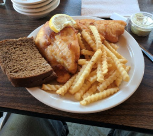 Mosinee, WI: Fish Fry!!