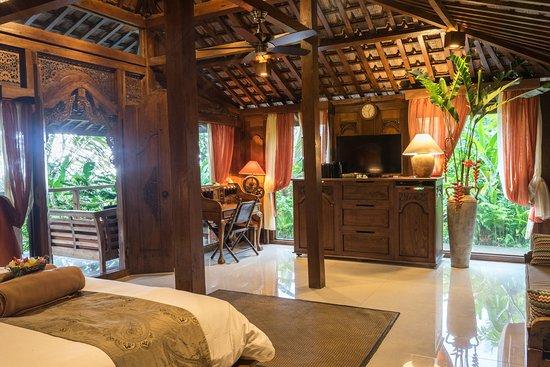 Selemadeg, Indonesia: Villa Empat main bedroom