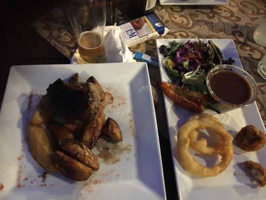 Hawaii Restaurant and bar Sunny Beach Photo