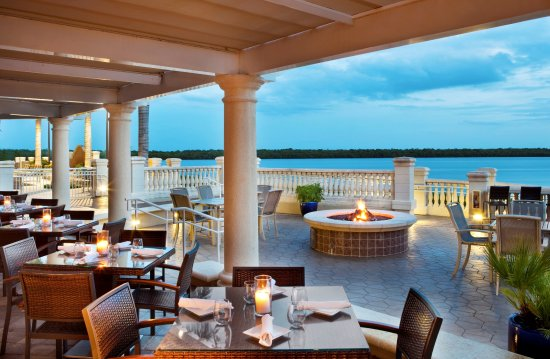 Outstanding Restaurant Review Of Marker 92 Waterfront Bar