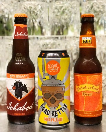 Village Baker: Fall Beers!