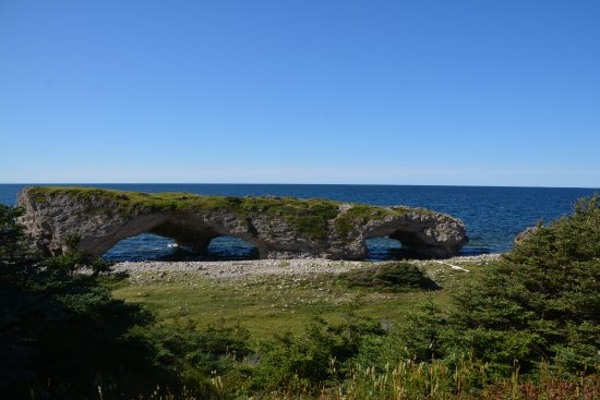 Portland Creek, Canada : 2017-09-10 Arches Provincial Park