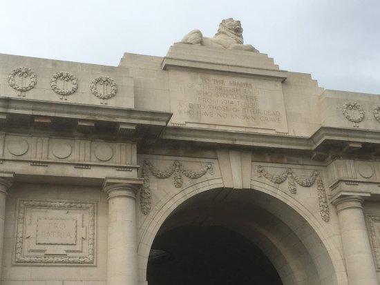 Menin Gate Memorial Photo