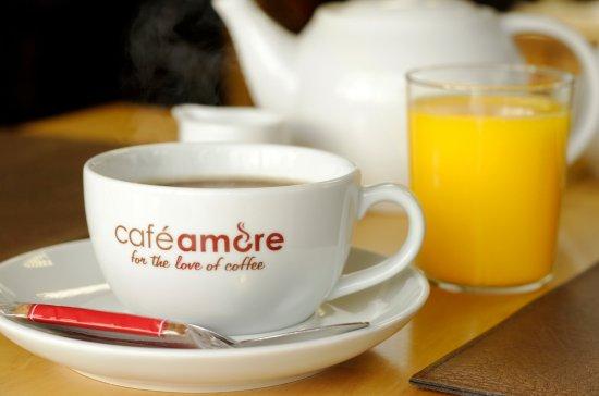 Swadlincote, UK: Cafe Amore