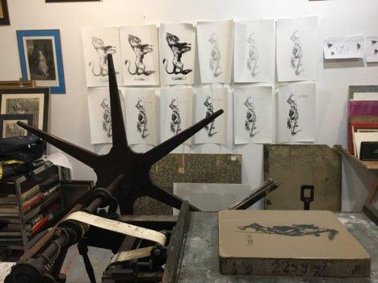 Galerie Matrice