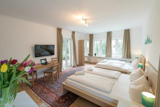 Guenstigschlafen24.de: Rathochstr. 71 - Vierbettzimmer mit WC/Dusche, Kabel TV, W-LAN