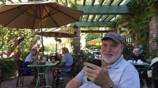 Lodi, Californien: Lunch