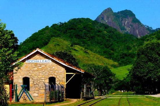 Rocha Leao Railroad Museum