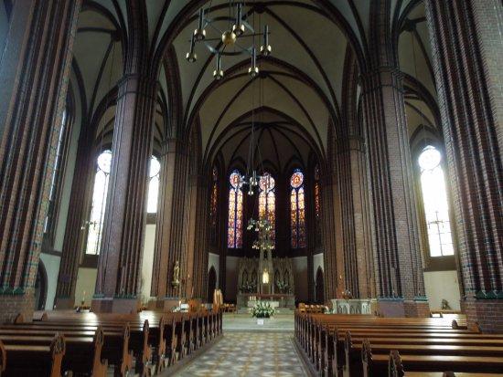 Гёрлиц, Германия: la navata centrale