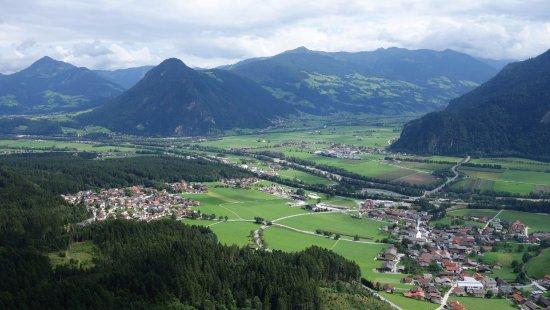Wiesing, Österreich: uitzicht