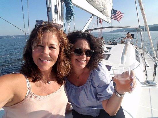 Nyack, Nova York: Sipping Vino