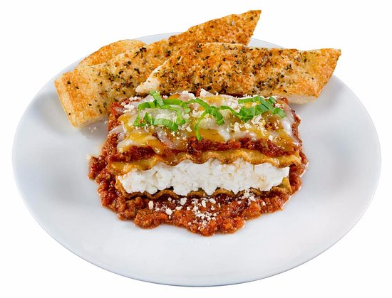 West Saint Paul, MN: Baked Lasagna