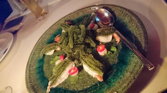 Baan Rim Pa Patong: must order this! Seagrapes