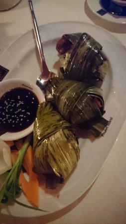 Baan Rim Pa Patong: chicken