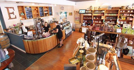 Coffee Shop Meeting Place Last Minute Gift Ideas Brentwood Bay Village Empourium Central Saanich Traveller Reviews Tripadvisor