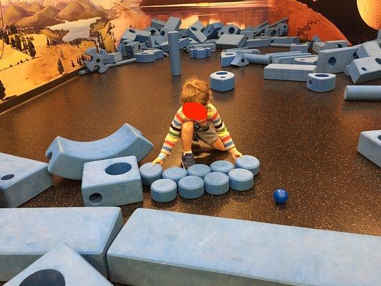 Portage, Мичиган: Great playroom