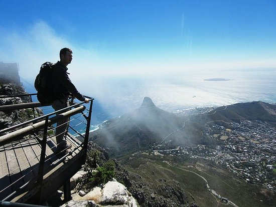 Hoerikwaggo Table Mountain Trail