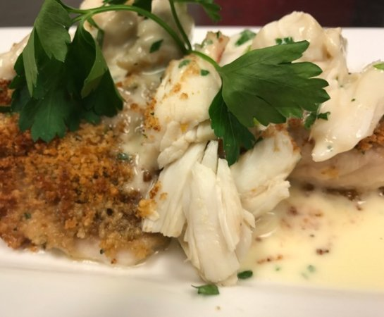 Hagerstown, Maryland: Wild Rockfish and Jumbo Lump Crab
