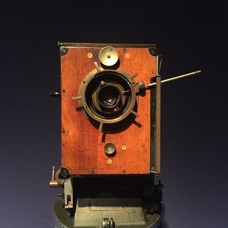 Antique camera - Museum of Moving Image - Astoria NY