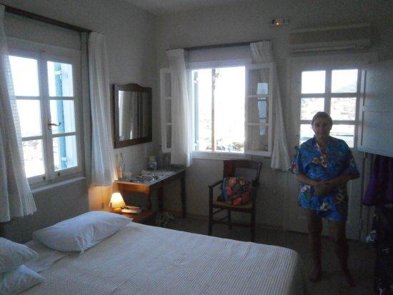 Petali Village Hotel: chambre 1