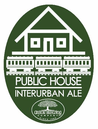 Monroe, MI: We have partnered with Arbor Brewing Company to create Public House Interurban Ale.