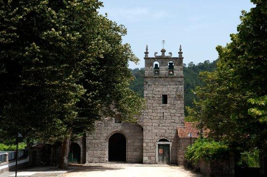 Амаранте, Португалия: Mosteiro de São Martinho de Mancelos