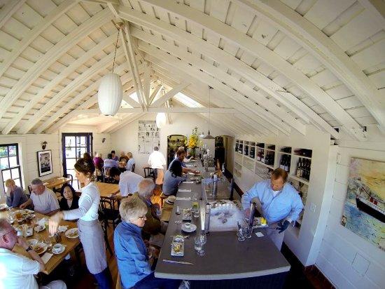 Inverness, Californie : Saltwater Restaurant